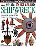 The cover of Dorling Kindersley's Eyewitness Shipwreck